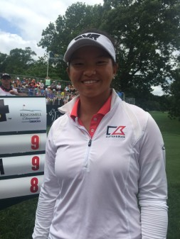 Megan Khang at LPGA 5.2018